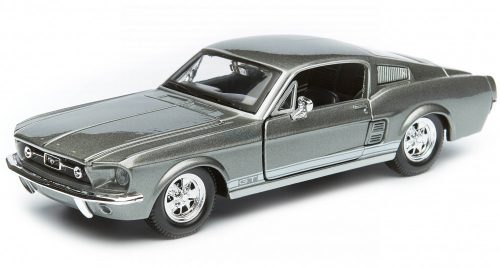 Maisto 1:24 Ford Mustang GT Coupe (1967) sportautó 31260