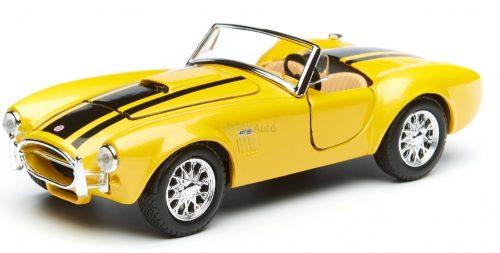 Maisto 1:24 AC Cobra Shelby Cobra 427 SC Spider (1965) sportautó 31276