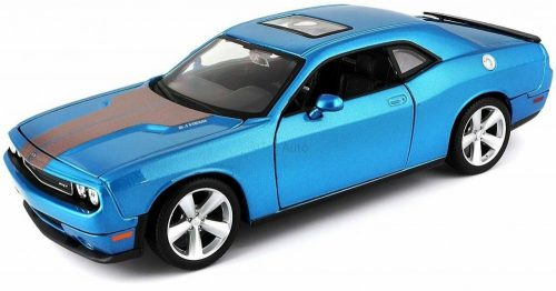 Maisto 1:24 Dodge Challenger SRT8 6.1 Hemi Coupe (2008) sportautó 31280
