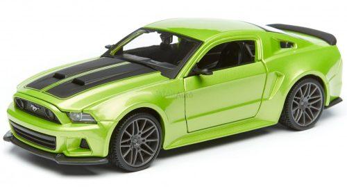 Maisto 1:24 Ford Mustang Street Racer (2014) sportautó 31506