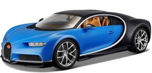 Maisto 1:24 Bugatti Chiron Le Patron (2016) sportautó 31514