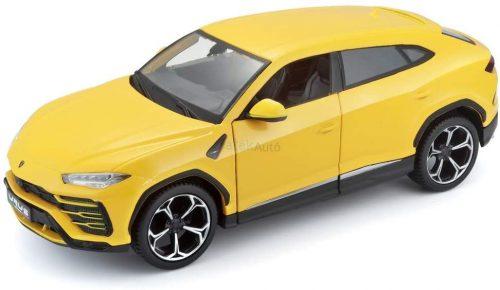 Maisto 1:24 Lamborghini Urus terepjáró, sárga 31519