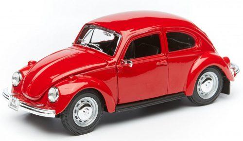 Maisto 1:24 Volkswagen Beetle - Bogárhátú (1973) személyautó 31926