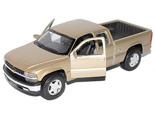 Maisto 1:24 Chevrolet Silverado Pickup (2003) 31941