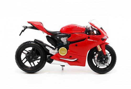 Maisto 1:18 Ducati 1199 Panigale motor