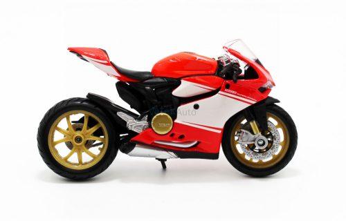 Maisto 1:18 Ducati 1199 Superleggera (2014) motor
