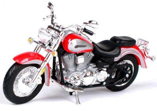 Maisto 1:18 Yamaha Road Star (2001) motor 352