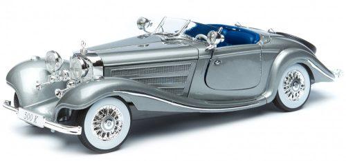 Maisto 1:18 Mercedes Benz 500K Special Roadster (1936) sportautó 36862