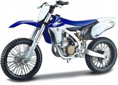 Maisto 1:12 Yamaha YZ450F (2000) cross motor - Szereld magad! - 39195