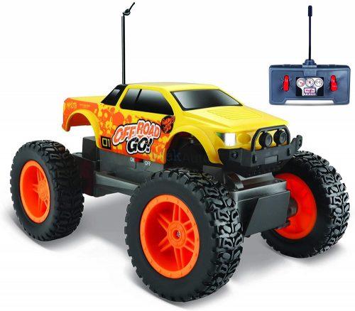 Maisto Tech R/C Monster Truck 1:24 távirányítós terepjáró 81762