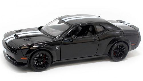 Motormax 1:24 Dodge Challenger Hellcat SRT Coupe (2018) 79350