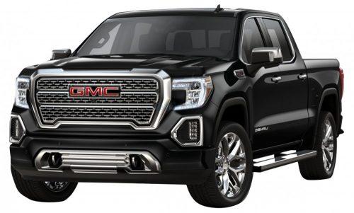 Motormax 1:24 GMC Sierra 1500 DENALI Crew Cab (2019) Pickup 79362