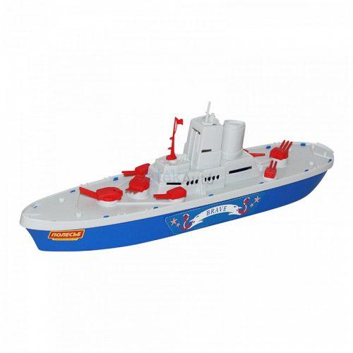 Brave játék csatahajó 46 cm