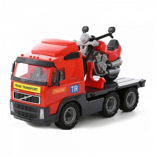 Volvo motor szállító kamion 45 cm