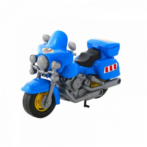 Harley rendőrségi motor 27 cm