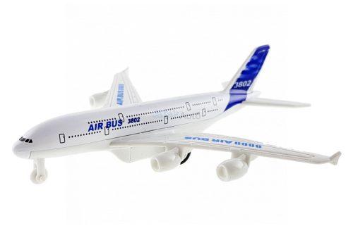 Hátrahúzós Airbus utasszállító repülőgép - 15 cm
