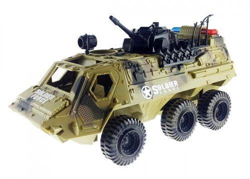 Katonai jármű, 31 cm