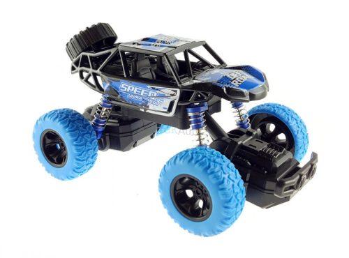 Hátrahúzós Off-Road terepjáró összkerék hajtással! - kék