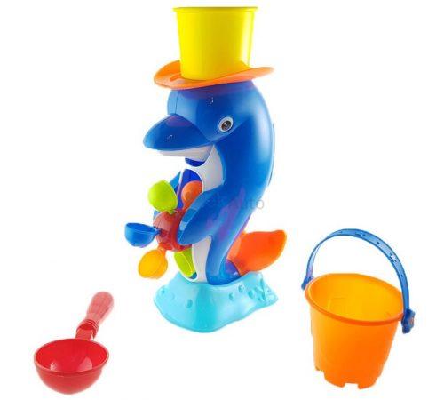 Delfines vízimalom fürdőjáték