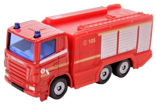 Siku Scania magyar tűzoltóautó - 1036