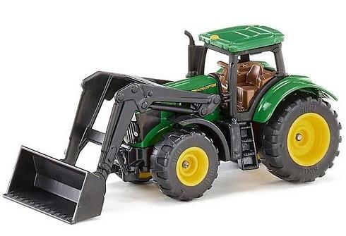 Siku 1:87 John Deere traktor - 1395