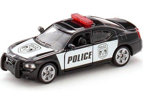Siku 1:55 Dodge Charger amerikai rendőrautó - 1404