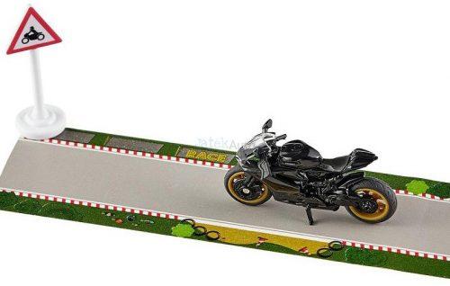 Siku Ducati Panigale 1299 motor + útfelszín 1601
