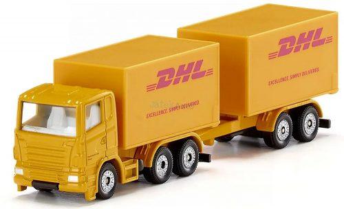 Siku Pótkocsis DHL kamion - 1694