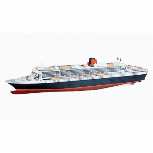 Siku Queen Mary II óceánjáró hajó - 1723