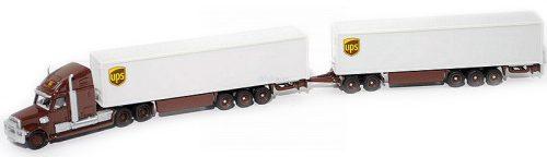 Siku 1:87 UPS Super Road Train - Kamion vonat - 1806