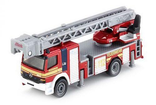 Siku 1:87 Mercedes-Benz emelőkosaras tűzoltóautó - 1841