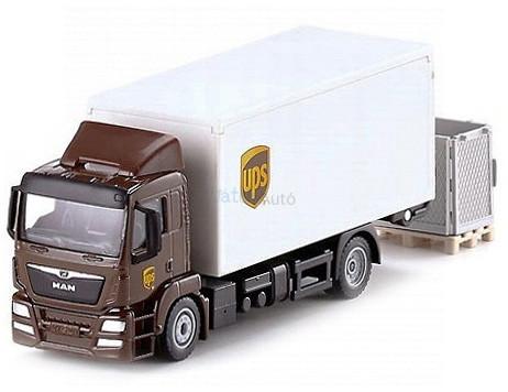 Siku 1:50 MAN UPS kamion - 1997