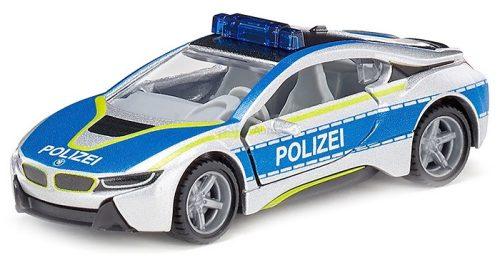 Siku 1:50 BMW i8 rendőrautó - 2303