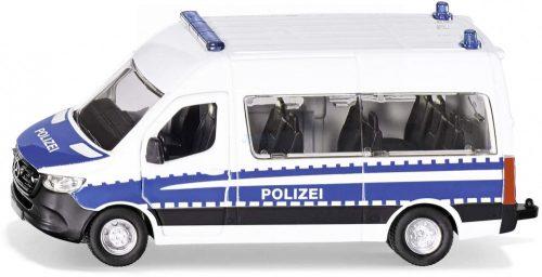 Siku 1:50 Mercedes Sprinter rendőrségi furgon - 2305