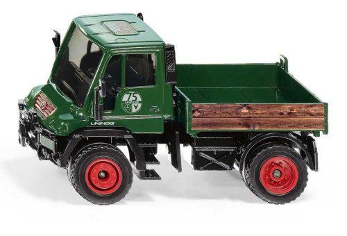 Siku 1:50 Unimog U400 teherautó - 75 éves, jubileumi kiadás - 2702