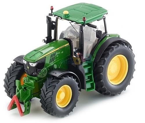 Siku Farmer 1:32 John Deere 6210R traktor - 3282
