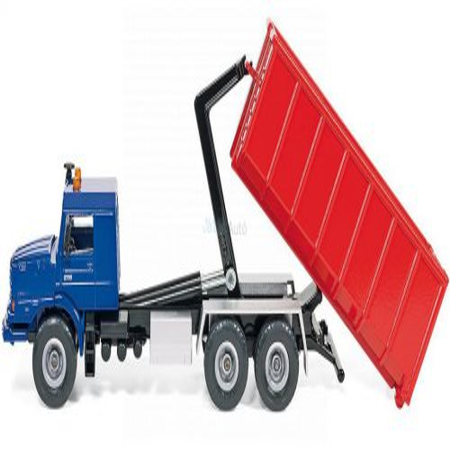 Siku 1:50 Mercedes-Benz Zetros teherautó - 3546