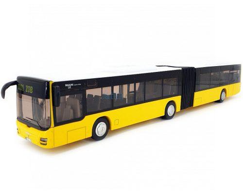 Siku 1:50 MAN csuklós busz - 3736