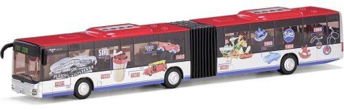 Siku 1:50 Timeline csuklós busz - Sieper 100 éves jubileumi, limitált kiadás - 3739