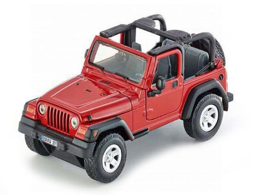 Siku Farmer 1:32 Jeep Wrangler terepjáró - 4870