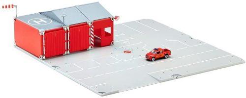 SIKU World tűzoltóállomás - 5502