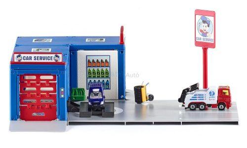 Siku World autószerelő műhely - 5507