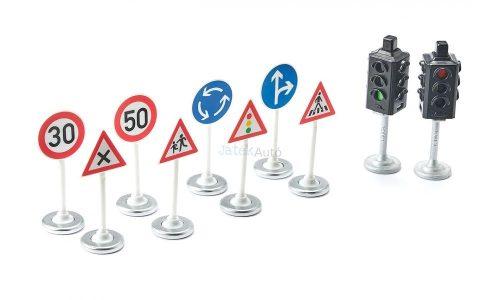 Siku World Közlekedési táblák és lámpák - 5597