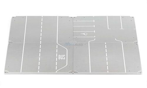 Siku World buszmegálló, parkoló - 5599