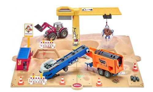 Siku World - Földmunkák készlet - 5701