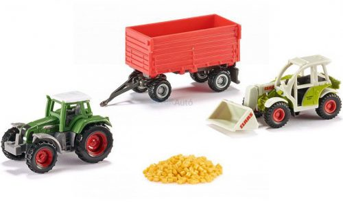 Siku mezőgazdasági gép szett - 6304