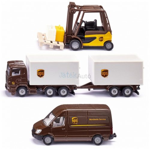 Siku UPS logisztikai szett - 6324
