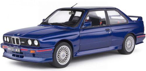 Solido 1:18 BMW E30 M3 - Mauritius Blue (1990) 1801509