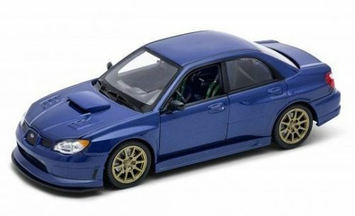Welly 1:24 Subaru Impreza WRX STi (2010) sportautó 22487