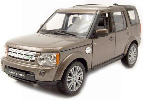 Welly 1:24 Land Rover Discovery IV (2010) terepjáró 24008